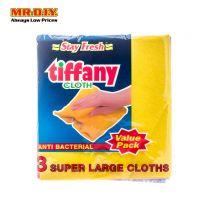 TIFFANY Anti-Bacterial Cloth (3pcs)