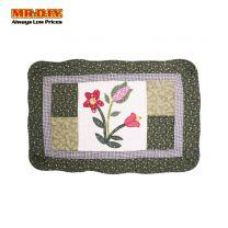 Vintage Flower Floor Mat (40cm x60cm)