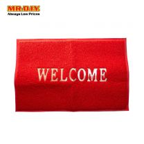 MR.DIY Rectangular Welcome Floor Mat (57cm x 36cm)