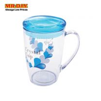 MR.DIY Plastic Cup with Lid
