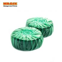 AIRPRO Toilet Cleaner Tablets Green (2pcs x 50g)