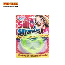 Party Time Silly Straws