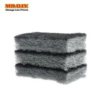 OKS Two Sided Scouring Sponge (3 pieces)