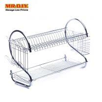 MR.DIY 2 Tier Dish Drainer (39x65x25cm)