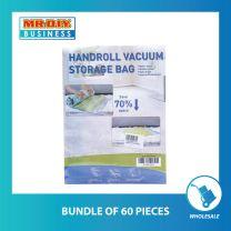 Handroll Transparent Vacuum Storage Bag (40cm x 60cm)