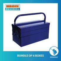 Hardware Steel Tool Box 3-Tier
