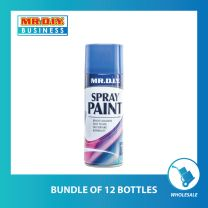 MR.DIY Spray Paint Medium Blue No.23 (400ml)