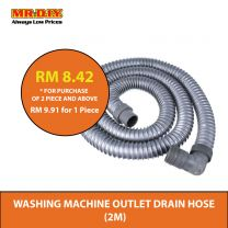 Washing Machine Outlet Drain Hose (2m)