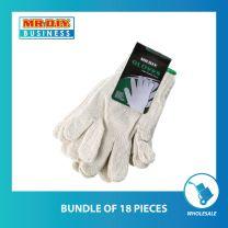 MR.DIY Cotton Gloves 800G (2 Pairs) (bundle of 18 or 90 pack)