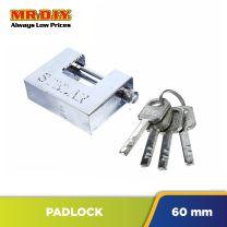 STELAR Top Security Lock 60mm
