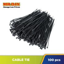 Black Cable Tie 4mm * 150mm