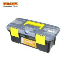 """MR.DIY Plastic Tool Box 10"""" G-510"""