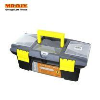 """MR.DIY Plastic Tool Box 13"""" G-513"""