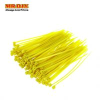 Yellow Cable Tie 3mm * 100mm