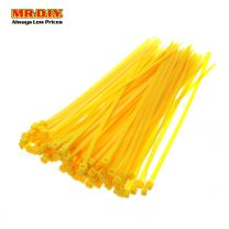 MR.DIY Yellow Cable Tie 5*250mm (100 pcs)