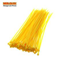 MR.DIY Yellow Cable Tie 5*300mm (100 pcs)