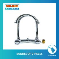 MR.DIY Italy Standard Twin Wall Goose Neck Tap