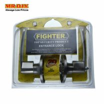 FIGHTER Entrance Lock - Lever Handle 6491-L SS