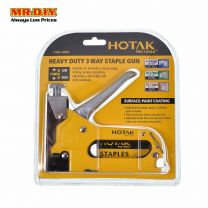 HOTAK Heavy Duty 3 Way Staple Gun