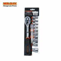 FIXMAN Socket and Ratchet Tool Set (12pcs)