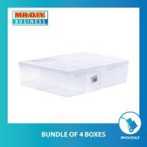 Tactix Plastic Storage Box (8 compartments)