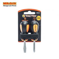 TACTIX 2 in 1 Screwdriver Set
