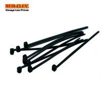 TACTIX Cable Tie Black (100pcs x 100mm)