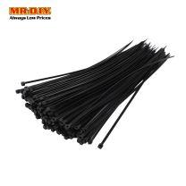 "TACTIX Cable Tie -Black 10"" (100pcs)"