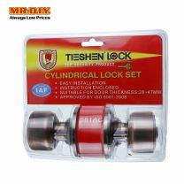 TIESHEN Cylindrical Lock Set BL-A581AC