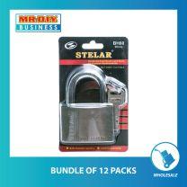 STELAR BH60 Solid Brass Padlock
