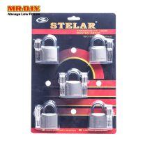 STELAR Top Security Locks (5 pcs)