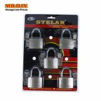 STELAR Security Lock 50mm (5pcs)