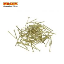 MR.DIY Brass Plated Nails 1""