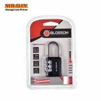 BLOSSOM Combination Padlock 32.1mm