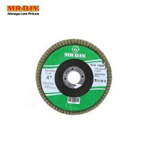 "MR.DIY Flap Wheel 4"" C8252"