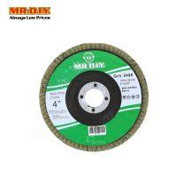 "MR.DIY Flap Wheel 4"" C8253"