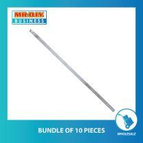MR.DIY Stainless Steel Ruler 100cm