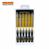 HOTAK Precision Screwdriver Set (6 pcs)