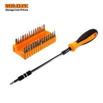 MR.DIY Multifunctional Screwdriver Set 78811 (33 pcs)