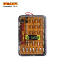 MR.DIY Multifunctional Screwdriver Set 78816 (39 pcs)