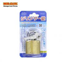 STELAR Pad Lock 32mm IMB32MM