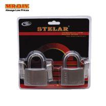 STELAR Top Security Padlock (2 x 60mm)