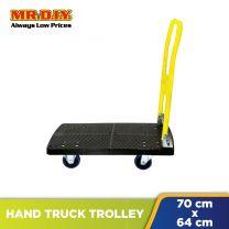 Foldable PVC Platform Hand Truck Trolley (64cm x 70cm)