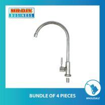 AGASS Stainless Steel Pillar Sink Tap 18437
