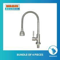 AGASS Stainless Steel Pillar Sink Tap 18443