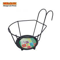 MR.DIY Metal Hanging Basket Flower Pot Holder