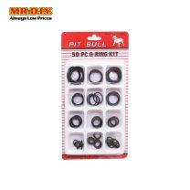 PITBULL Multi-size Rubber O-Ring Kit (50pcs)