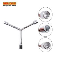 JINFENG 3-Way Y Wrench Spanner Socket