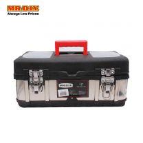 MR.DIY STEEL TOOL BOX 17IN 89010