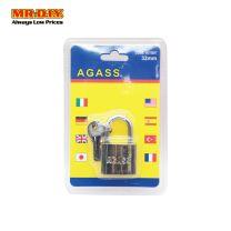 Agass  padlock  32MM